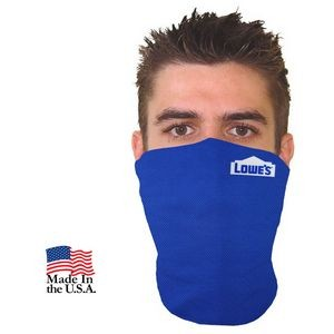 USA Made Eagle Mesh Neck Gaiter